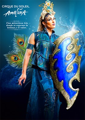 Cirque Du Soleil vuelve en mayo a Madrid con Amaluna