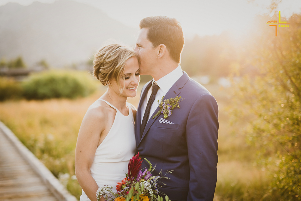 Squaw Valley Stables Wedding