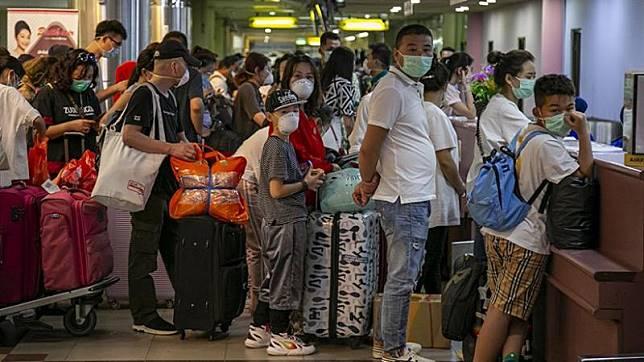 Ribuan Warga China Banyak Ajukan Perpanjang Izin Tinggal Darurat di Bali