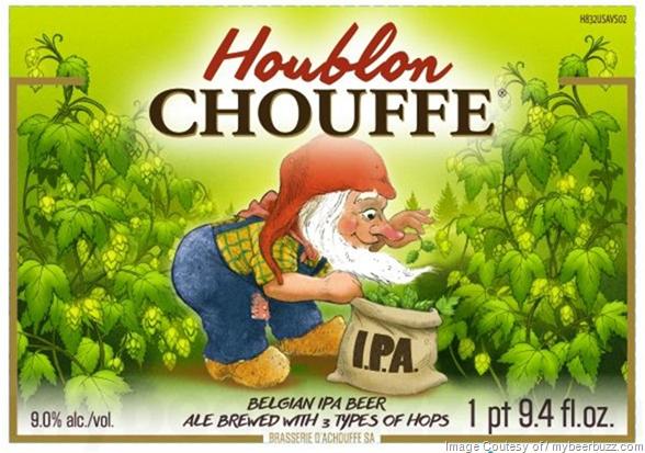 Houblon Chouffe IPA