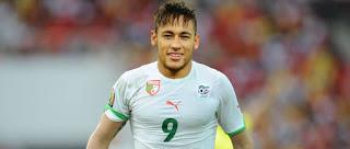 Le jour où Neymar est devenu algérien…
