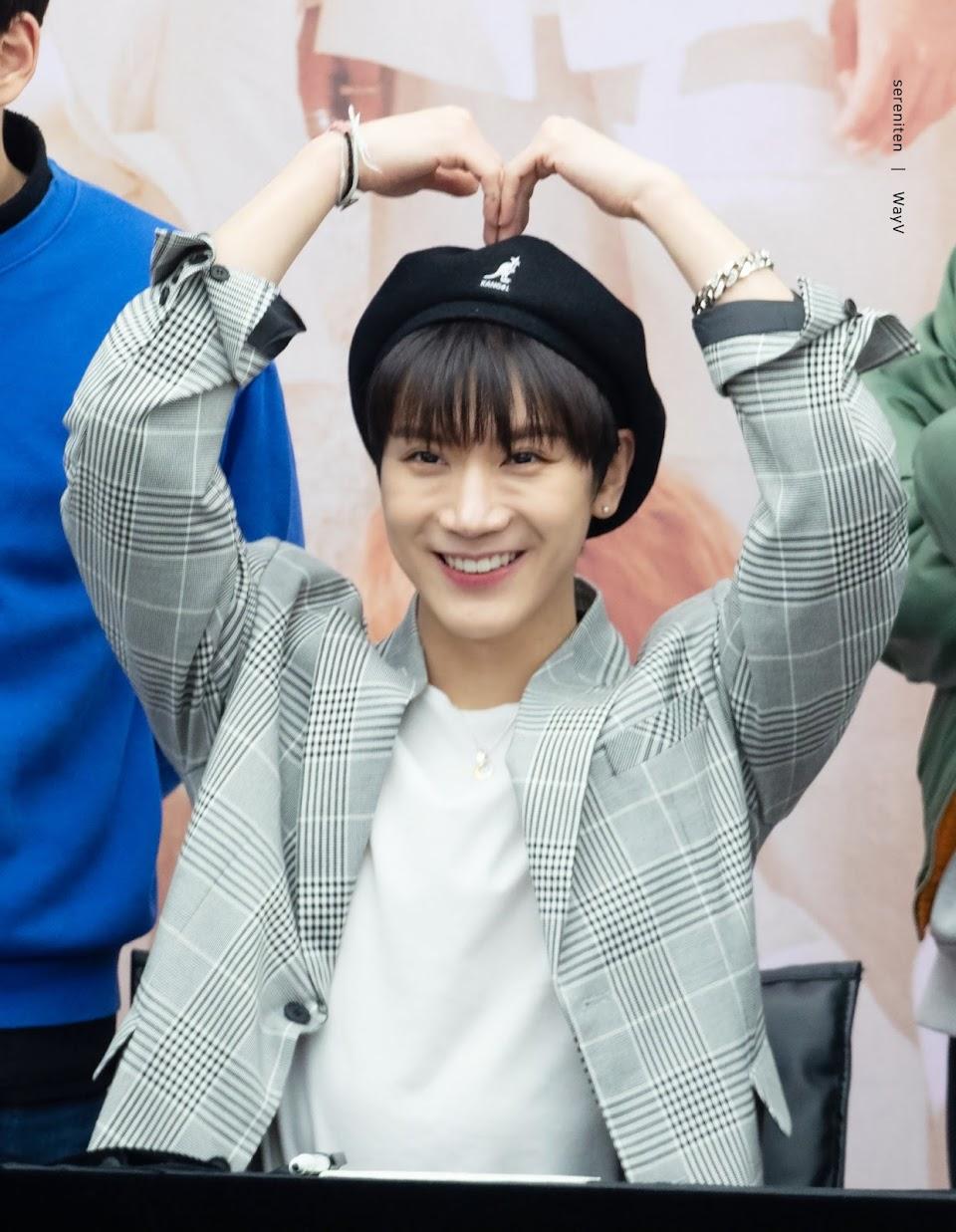 wayv ten heart