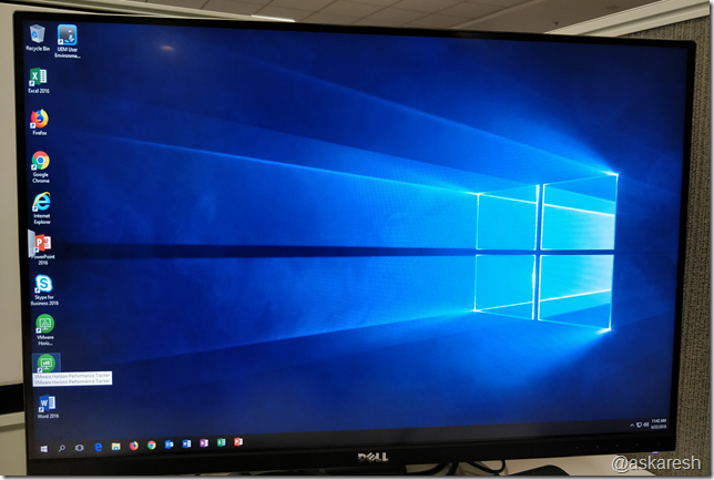 Full Screen - Windows 10 VDI