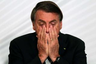 Bolsonaro volta a atacar a Imprensa