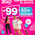2GO Travel Offers ₱99 Promo to All destinations with Free Unli Rebooking