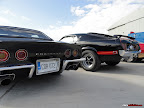 Mustang vs Corvette rear view
