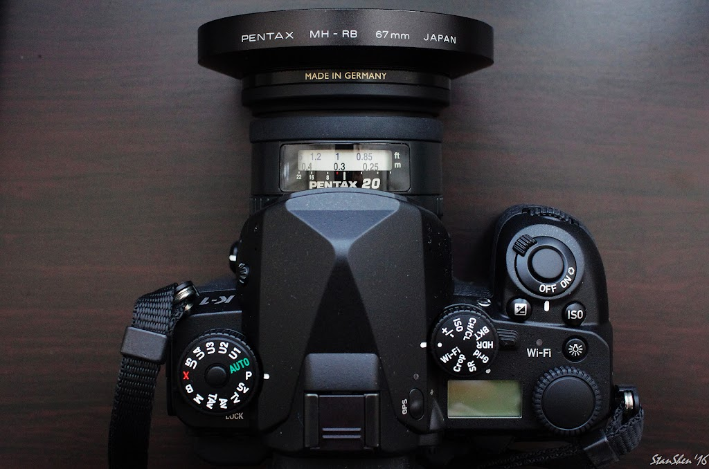 Pentax K-1實拍測試.FA 20mm f2.8原來這麼廣
