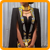 ankara styles gown ideas