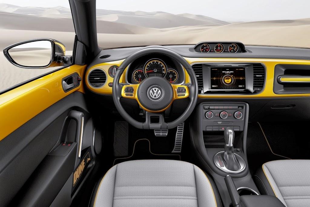 Volkswagen Beetle Dune Concept INT_01-2