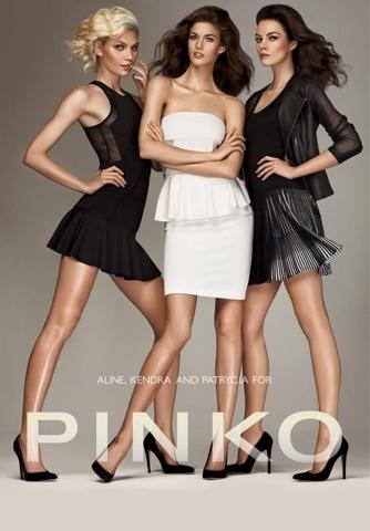 Pink Style  Collezione Pinko primavera estate 2013 5928e827b11