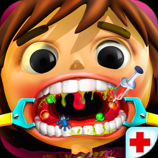 Crazy Kids Surgery Simulator