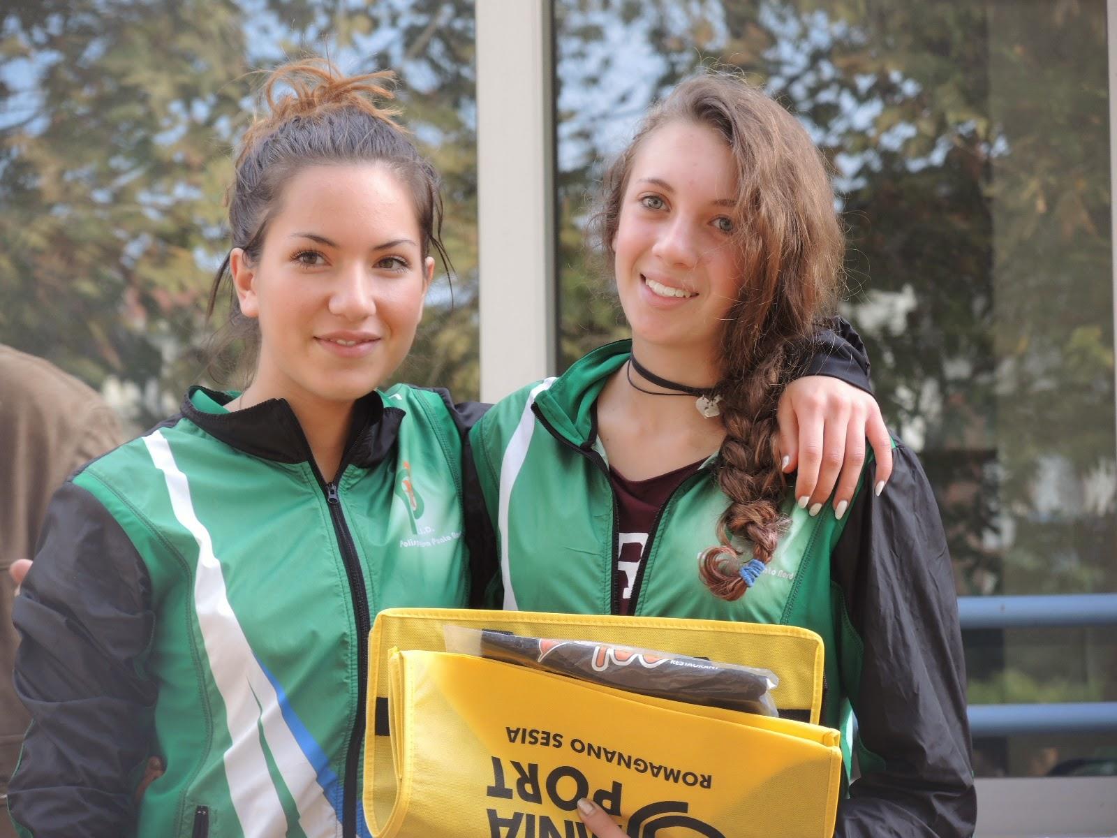 La PUNTO NORD a Ghemme (Campionato reg. Sprint); 2 Nov. 2014