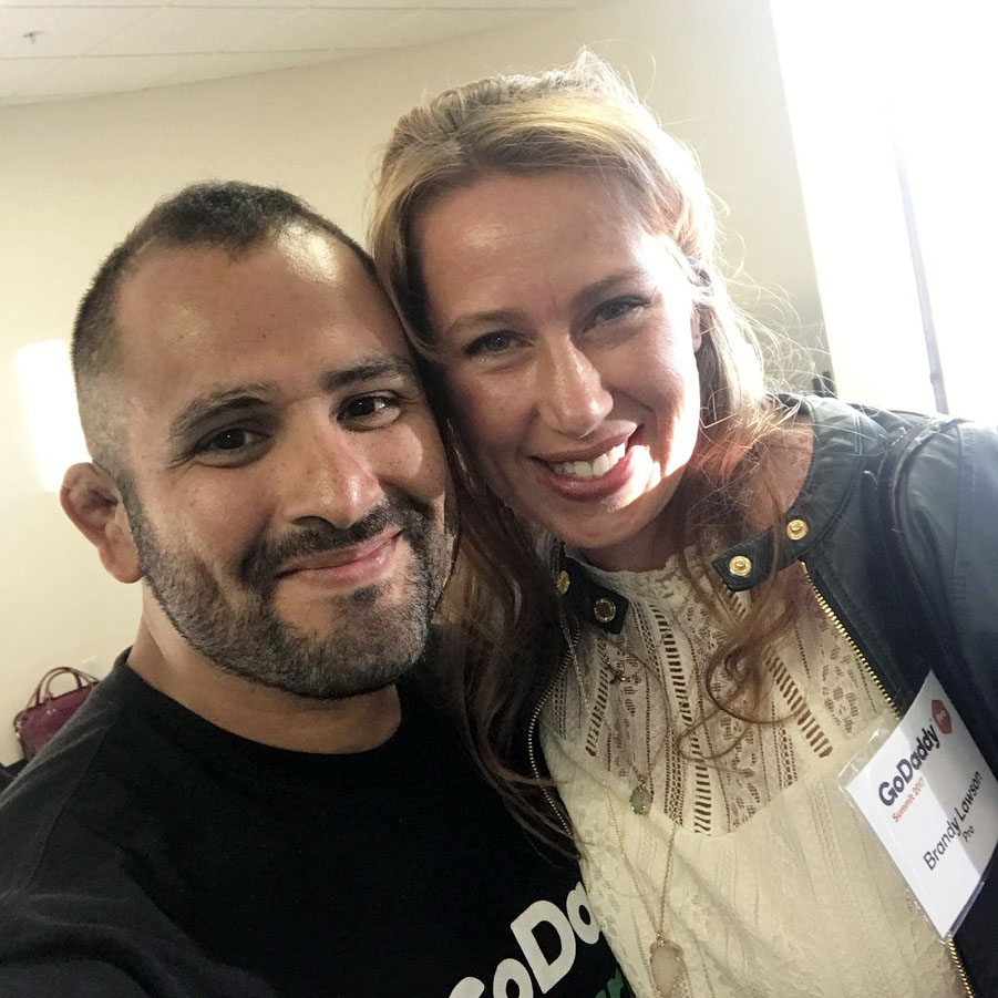 Tony Perez & Brandy Lawson