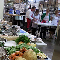 Cooking Class at Surfas - November 14th, 2013