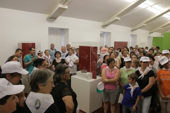 Exposição no Museu Diocesano: Romarias AQUI no Coração da Vida