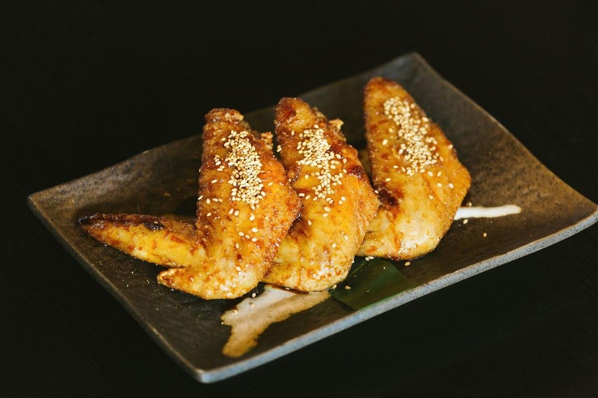手羽先とナスのべっこう煮(ノンストップで笠原将弘が紹介)のレシピ