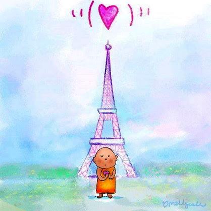 Nguyện cầu cho Paris