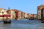 The famous Grand Canal, Venice