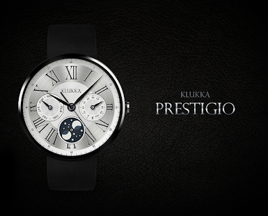 Prestigio watchface by Klukka- screenshot thumbnail