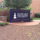 Howard U and D.C. Trip