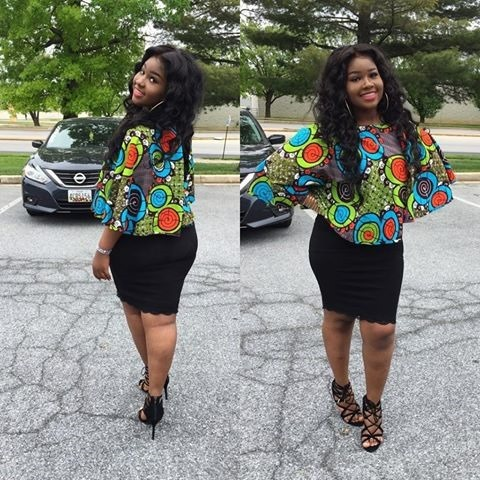 latest ankara for plus size ladies (4)