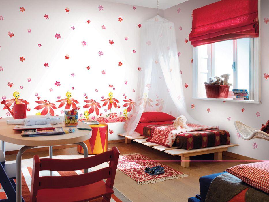 Bedroom designs for Garden themed bedroom ideas