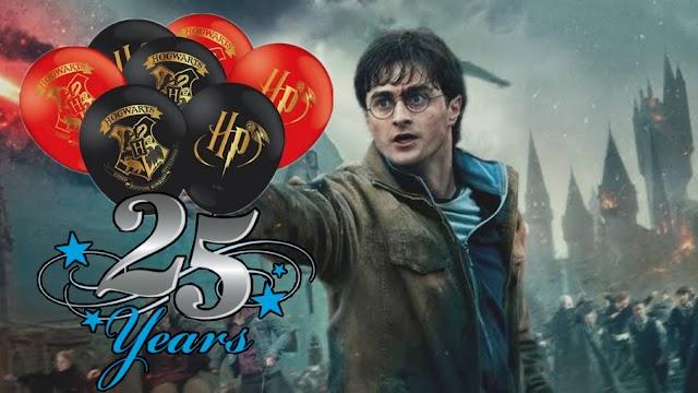 Bloomsbury revela novidades para o aniversário  de 25 anos de Harry Potter