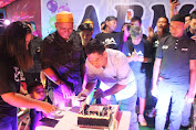 Suport Acara Anniversary ABM, Bupati Soppeng : Semoga Tambah Kompak