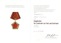 013c Kampforden für Verdienste um Volk und Vaterland www.ddrmedailles.nl