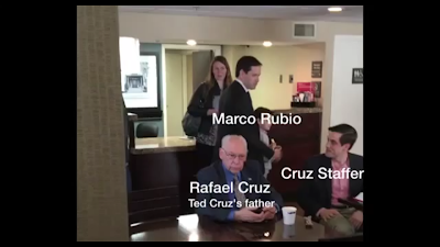 Ted Cruz fires communications director after watching video
