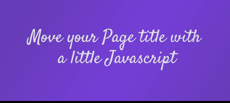move-your-page-title-with-little-javascript