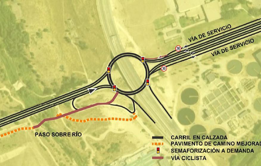 Torrejón - Alcalá. Propuesta