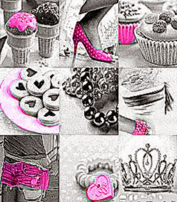 Girly Pink Wallpapers  ECRG
