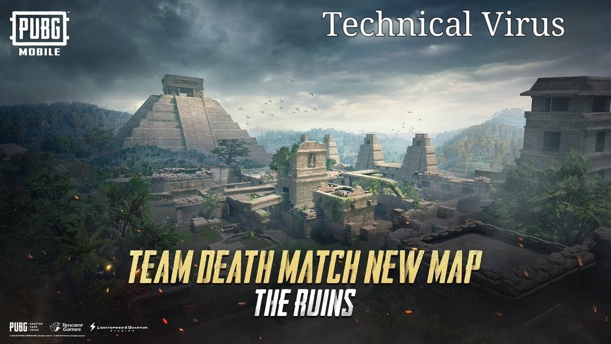 Team Deathmatch New Map in PUBG
