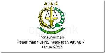 cpns 2017 kejaksanaan agung