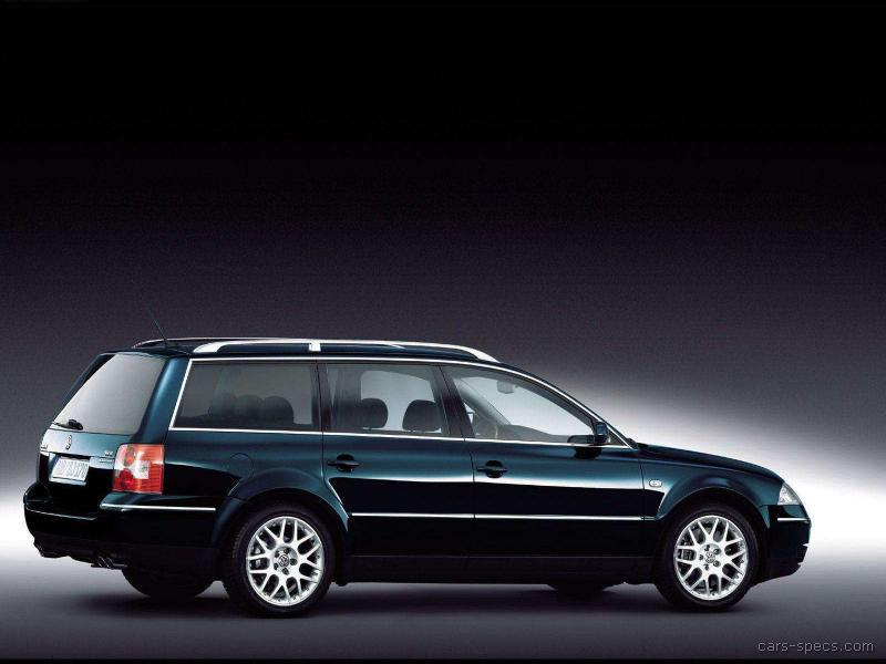 2003 volkswagen passat wagon specifications pictures prices. Black Bedroom Furniture Sets. Home Design Ideas