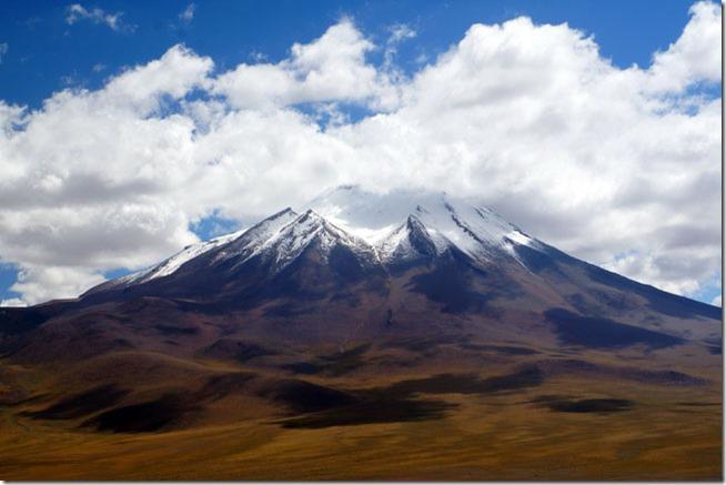 Vulcao Miniques Deserto de Atacama