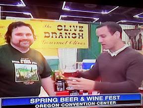 2015 Spring Beer & Wine Fest glass