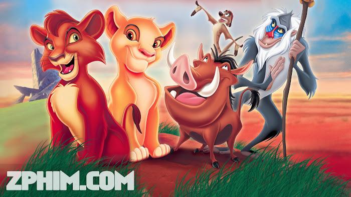 Ảnh trong phim Vua Sư Tử 2: Niềm Kiêu Hãnh Của Simba - The Lion King 2: Simba's Pride 1