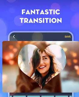 Video Maker with Effects, Video Cutter for Vlog, Animated Video Editor