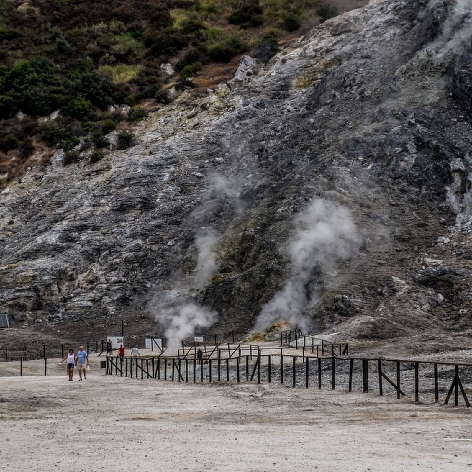 Phlegraean Fields: The Italian Supervolcano Ready To Blow
