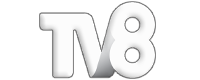 Logo TV8 Brasil