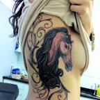 tattoos of horse edcbfa