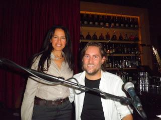Coctail @ Sopranos Piano Bar Amsterdam 2011-10-19