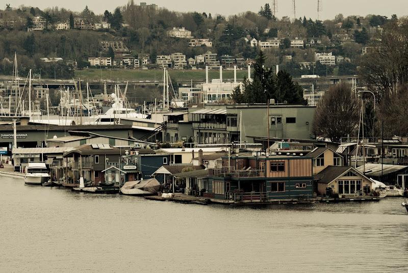 Seattle Fremont -- kilka fotek ze spaceru..