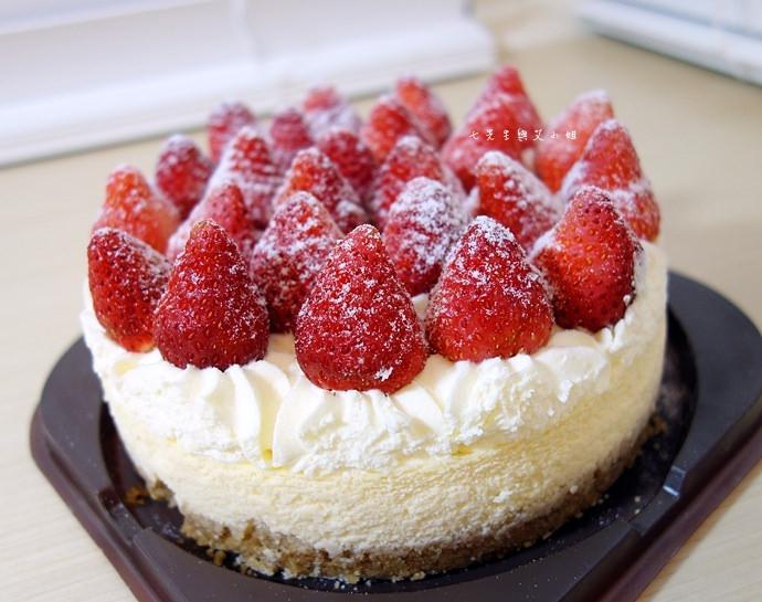7 士林宣原烘焙蛋糕專賣店原味雙層草莓蛋糕巧克力雙層草莓蛋糕草莓重乳酪