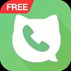 TouchCall - Free International Calls & WiFi Calls icon