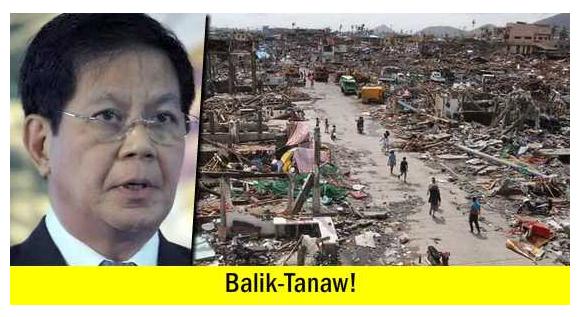 Lacson 'Walang Silbi', sabi ng Yolanda Typhoon Victim noong 2014!
