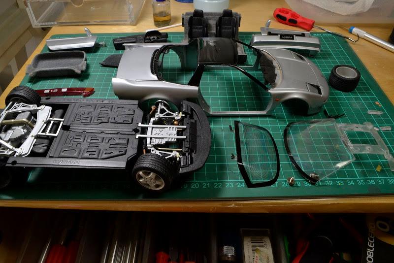 Honda NSX 1:18 Kyosho autoart