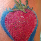 strawberry - tattoo meanings
